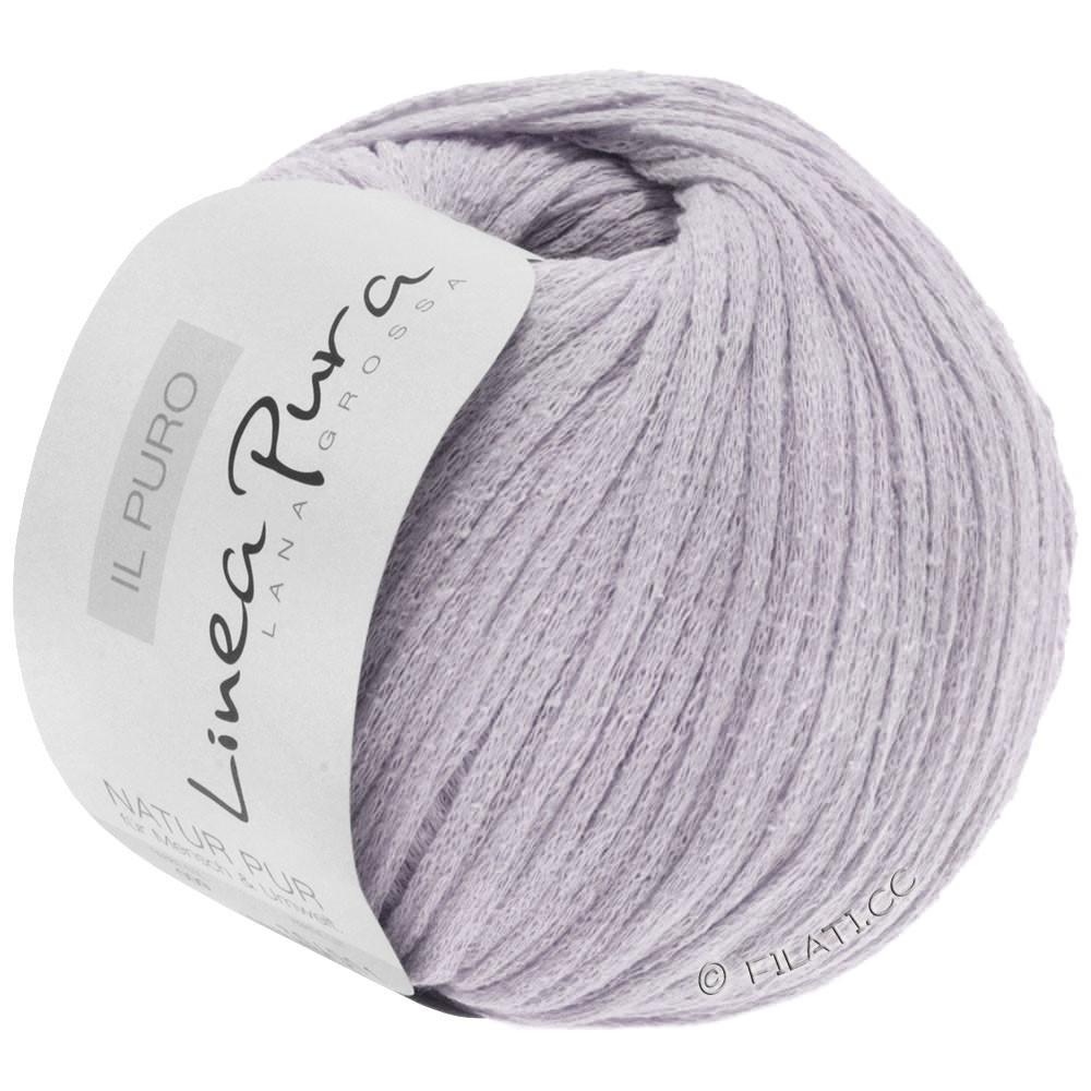 Lana Grossa IL PURO (Linea Pura) | 06-пурпурно-серый