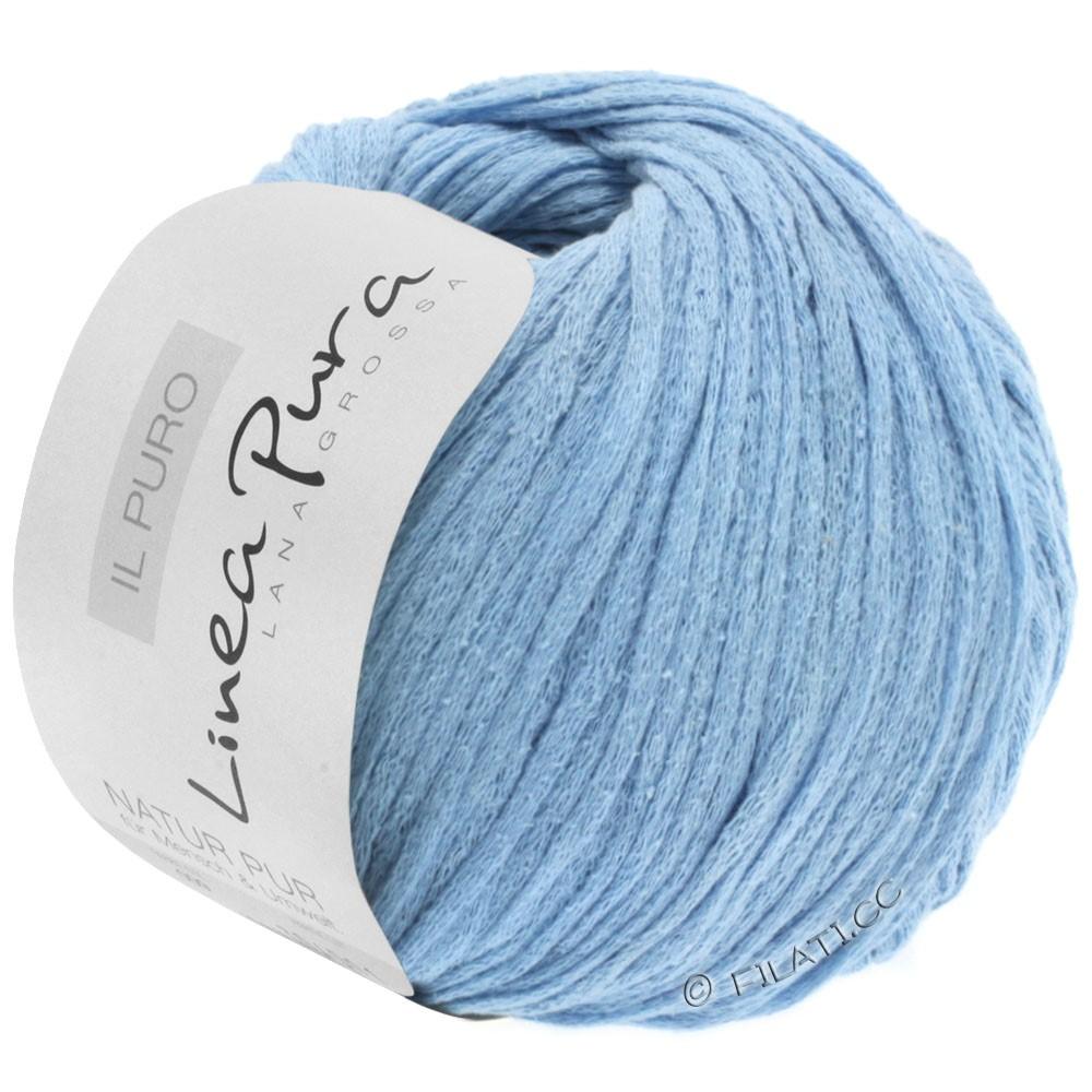 Lana Grossa IL PURO (Linea Pura) | 08-светло-голубой