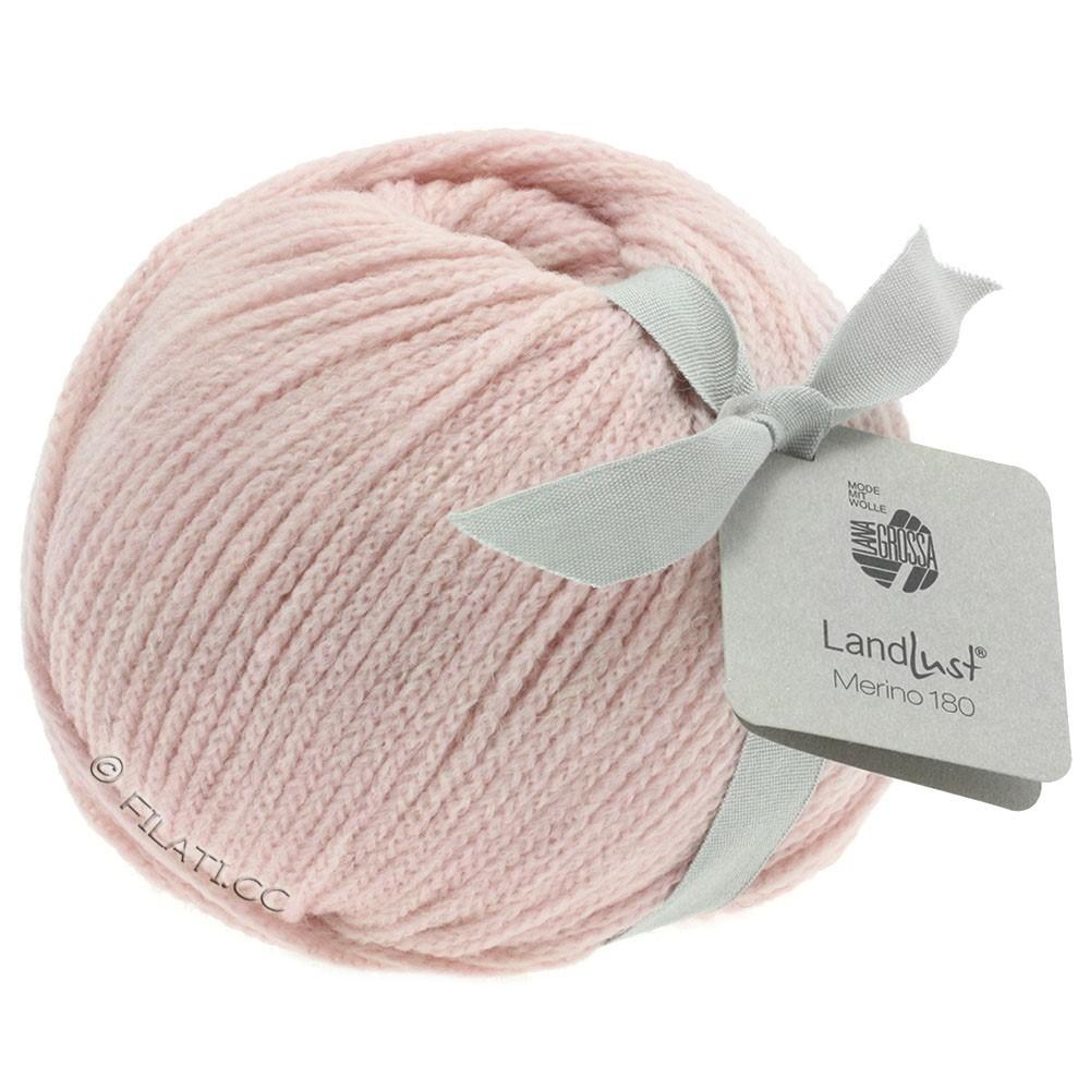 Lana Grossa LANDLUST MERINO 180 | 202-пастельный розовый
