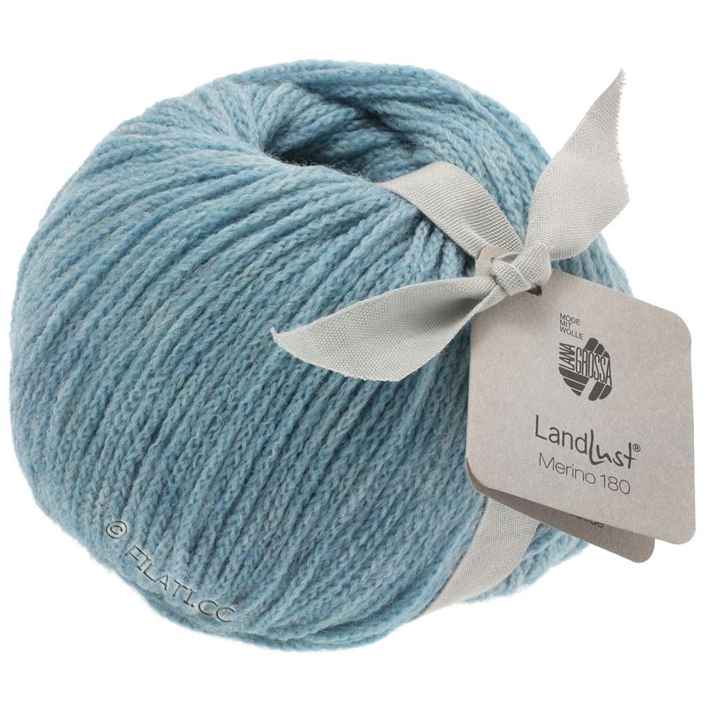 Lana Grossa LANDLUST MERINO 180 | 207-светло-голубой