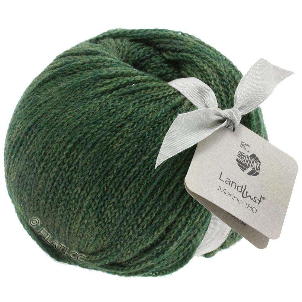 Lana Grossa LANDLUST MERINO 180 | 215-мох зеленый