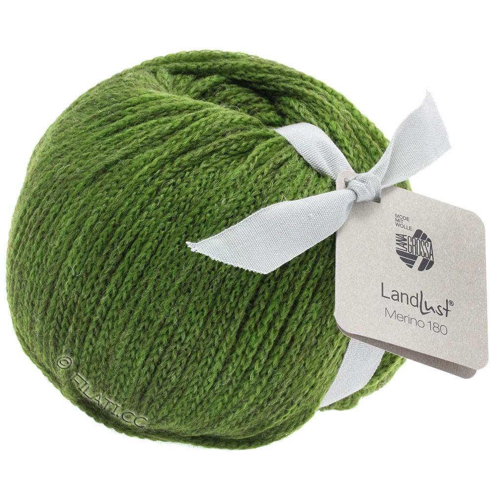 Lana Grossa LANDLUST MERINO 180 | 217-зелёный