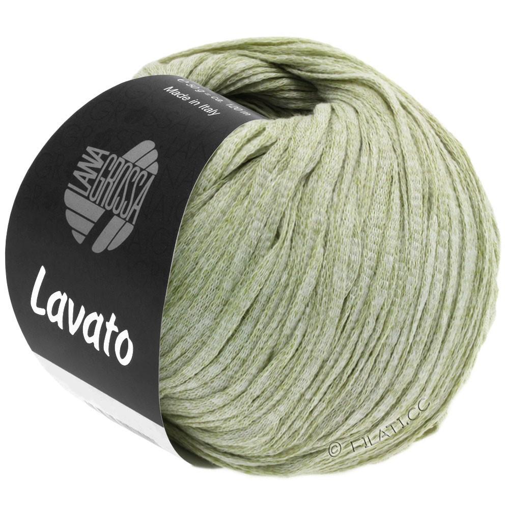 Lana Grossa LAVATO | 04-светло-зеленый смешанный