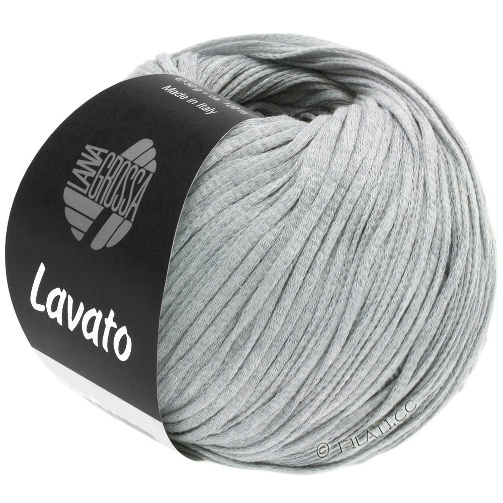 Lana Grossa LAVATO | 05-серебристо-серый смешанный