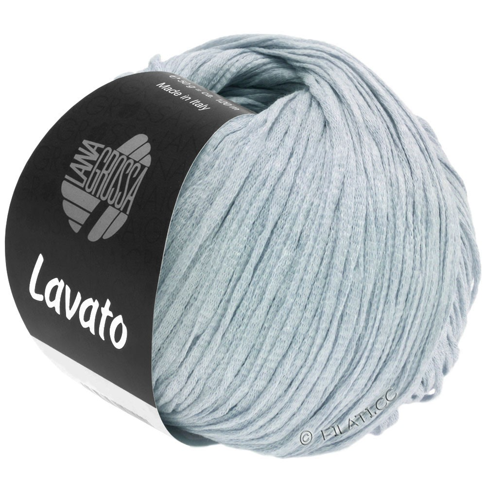 Lana Grossa LAVATO | 15-светло-голубой смешанный