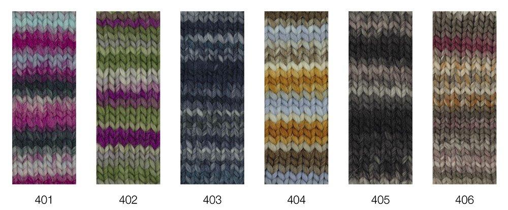 Lana Grossa LEI Tweed Color (Ragazza)
