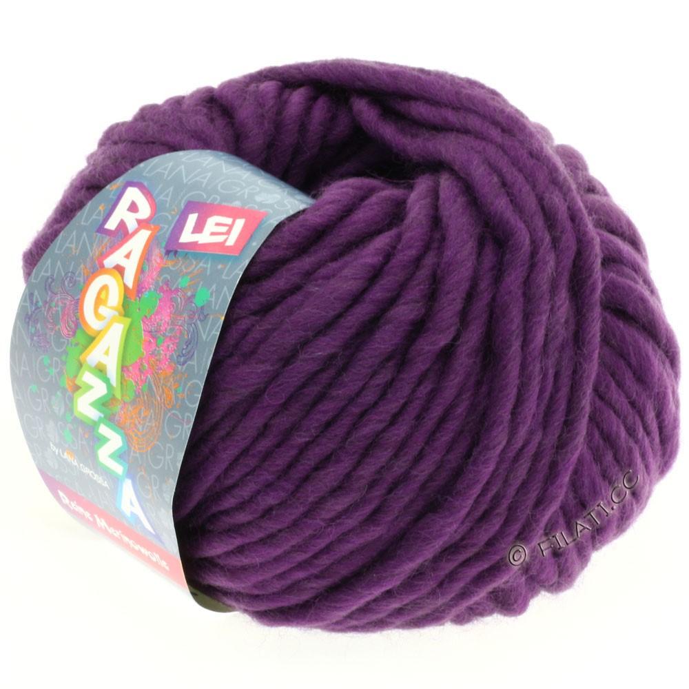 Lana Grossa LEI  Uni/Neon (Ragazza) | 008-фиолетовый
