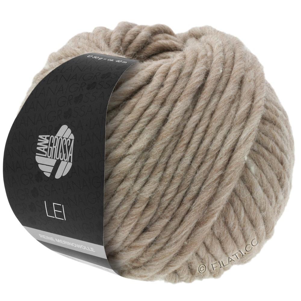 Lana Grossa LEI  Uni/Neon (Ragazza) | 013-серо-коричневый