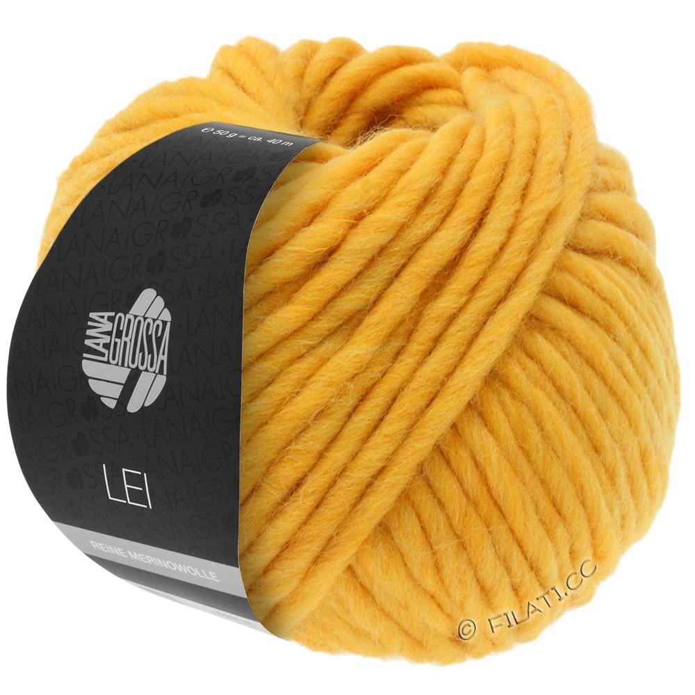 Lana Grossa LEI  Uni/Neon (Ragazza) | 020-жёлтая кукуруза