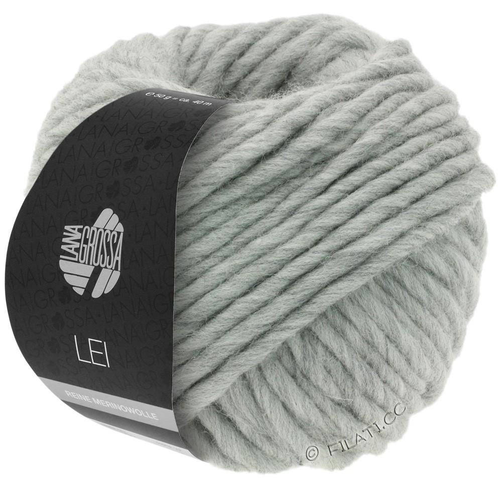Lana Grossa LEI  Uni/Neon (Ragazza) | 031-светло-серый меланжевый