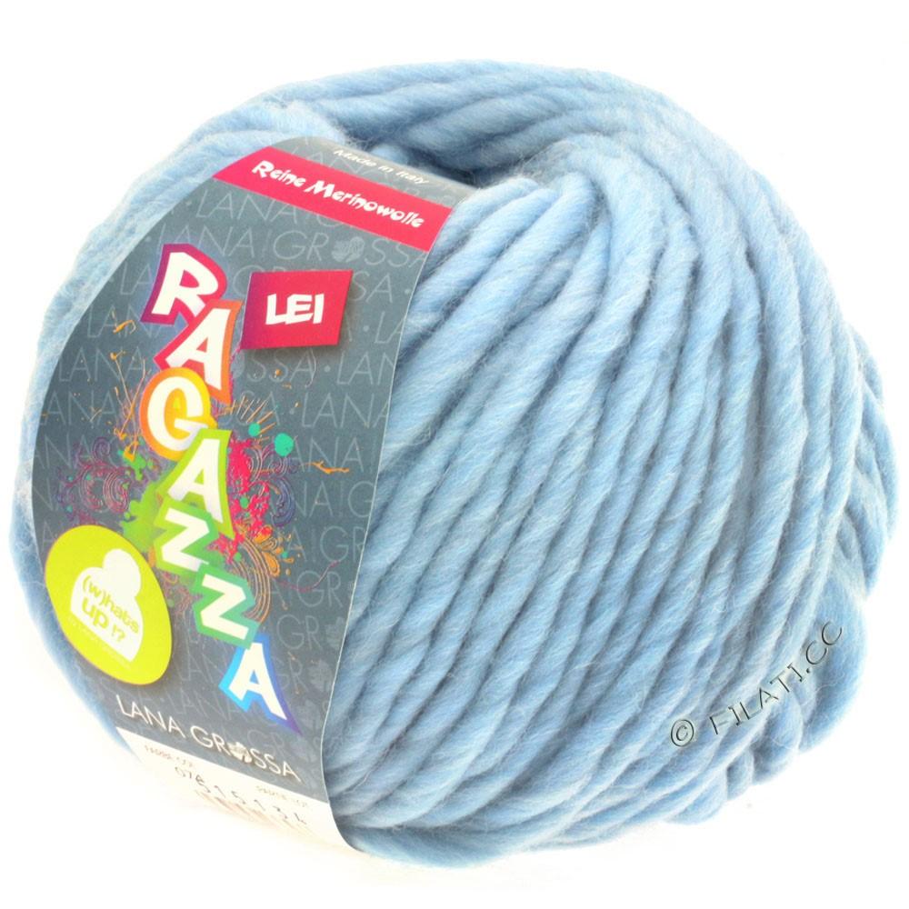 Lana Grossa LEI  Uni/Neon (Ragazza) | 074-светло-голубой