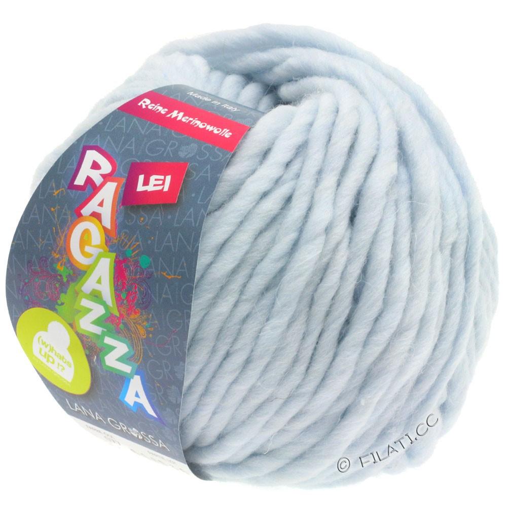 Lana Grossa LEI  Uni/Neon (Ragazza) | 077-бледно-голубой
