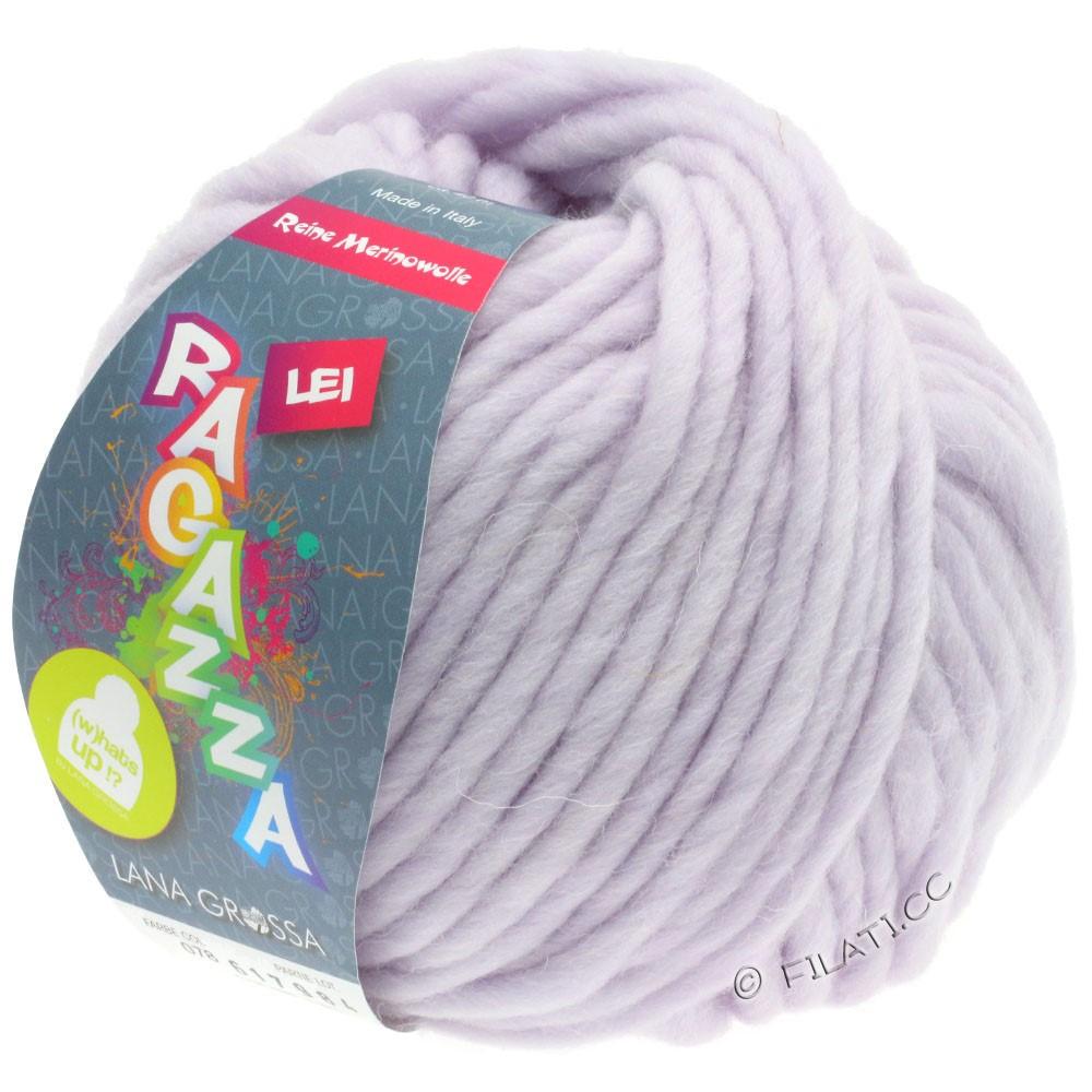 Lana Grossa LEI  Uni/Neon (Ragazza) | 078-бледно-фиолетовый