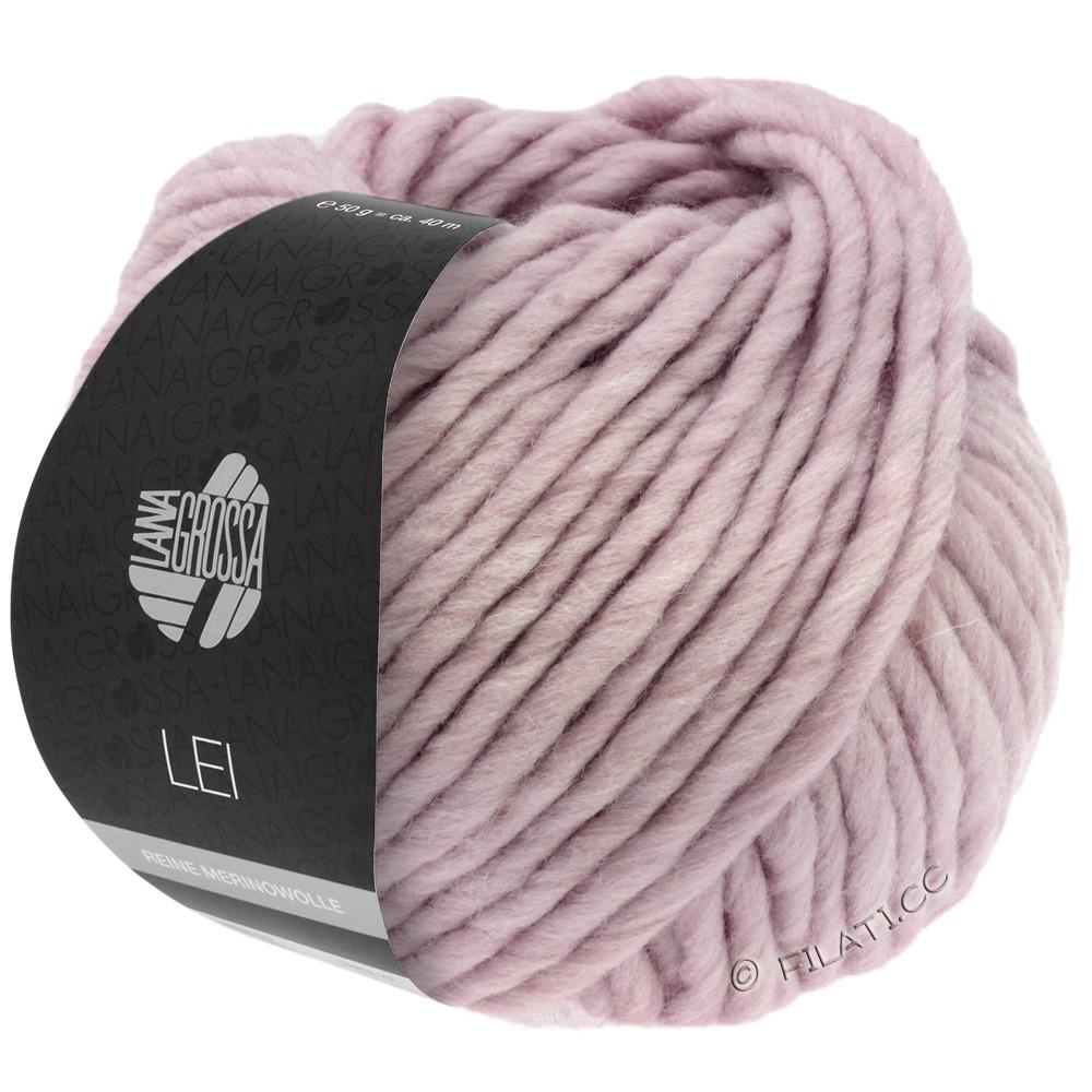 Lana Grossa LEI  Uni/Neon (Ragazza) | 079-пастельняя фиалка