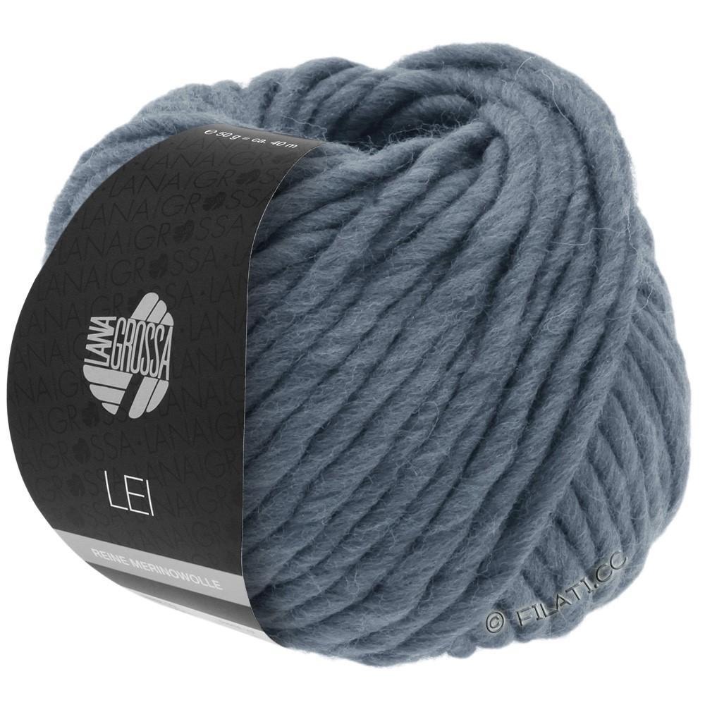 Lana Grossa LEI  Uni/Neon (Ragazza) | 080-светло синий