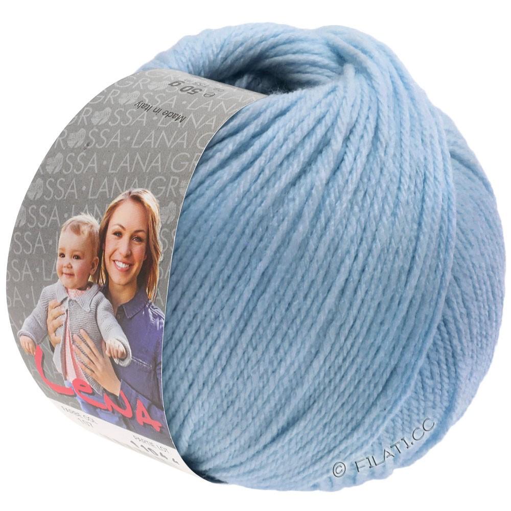 Lana Grossa LENA | 12-светло-голубой