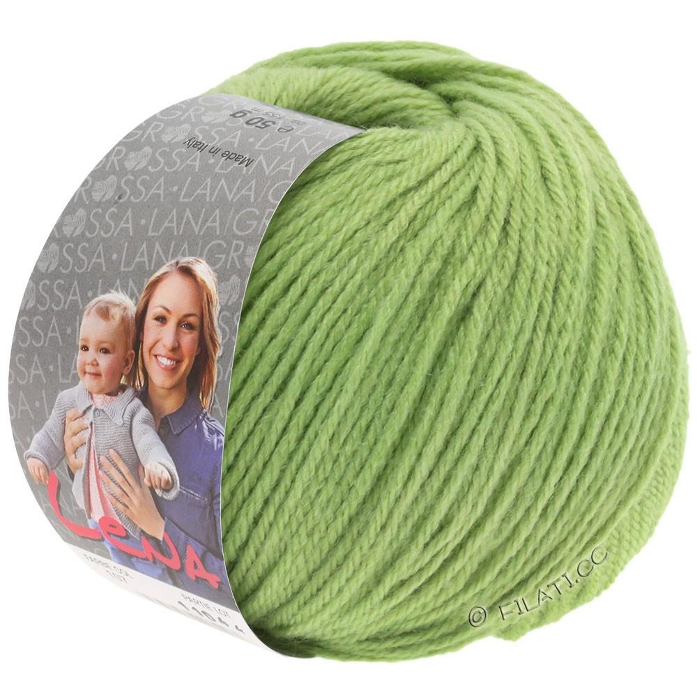 Lana Grossa LENA   16-пастельно-зелёный