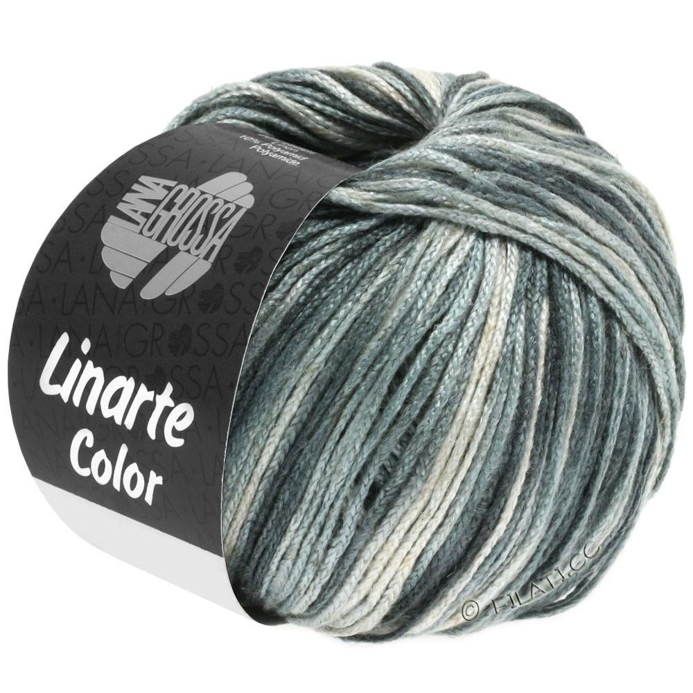 Lana Grossa LINARTE Color | 105-серебристо-серый/платинно-серый/гранит серый