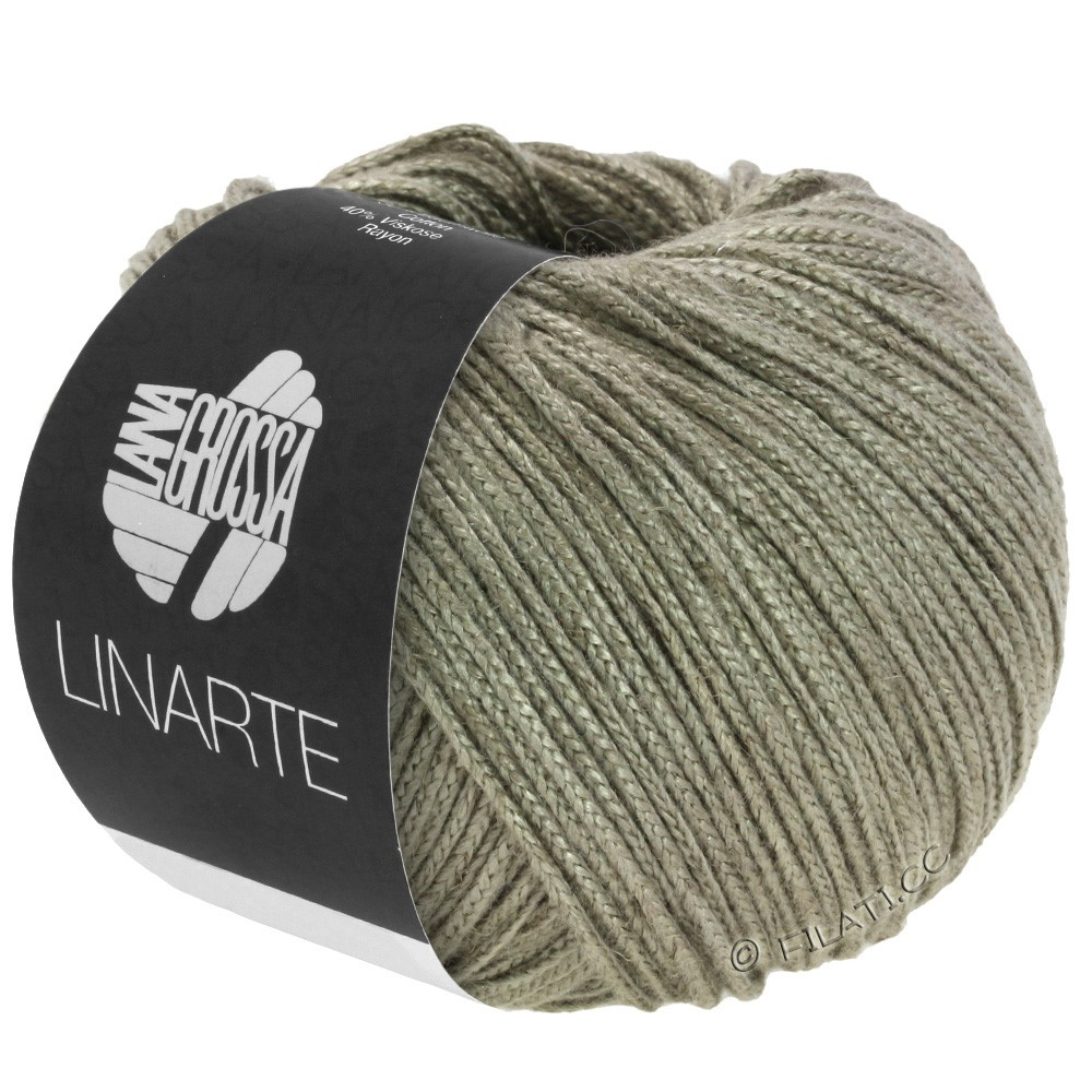 Lana Grossa LINARTE | 04-серо-коричневый