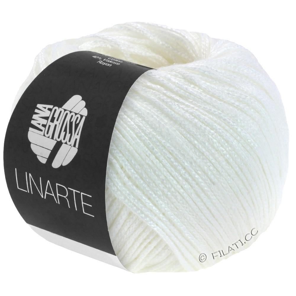 Lana Grossa LINARTE | 17-белый
