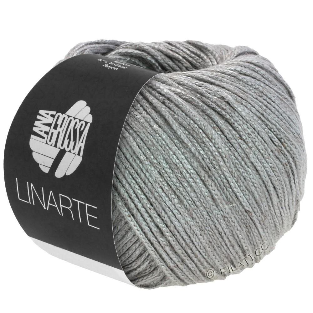 Lana Grossa LINARTE | 33-платина серый