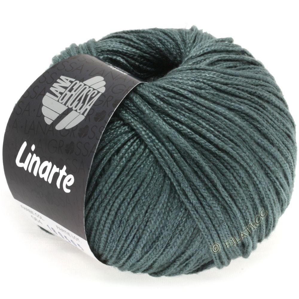 Lana Grossa LINARTE | 64-сосна зеленая