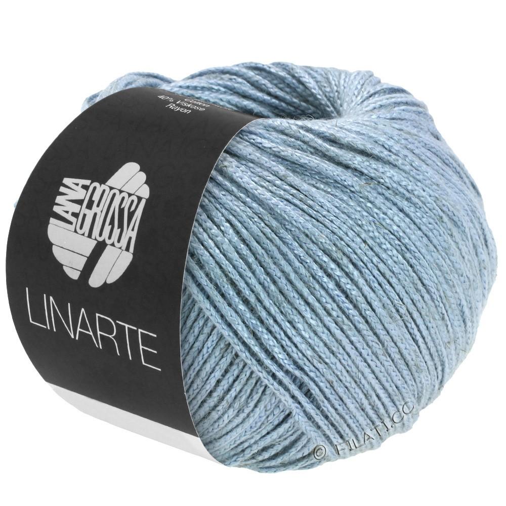 Lana Grossa LINARTE | 76-серый синий