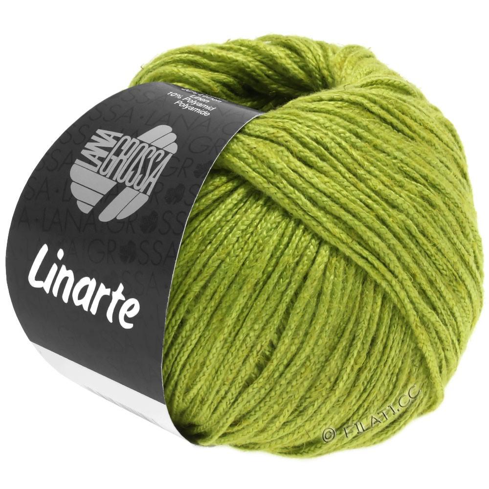 Lana Grossa LINARTE | 79-жёлто-зеленый