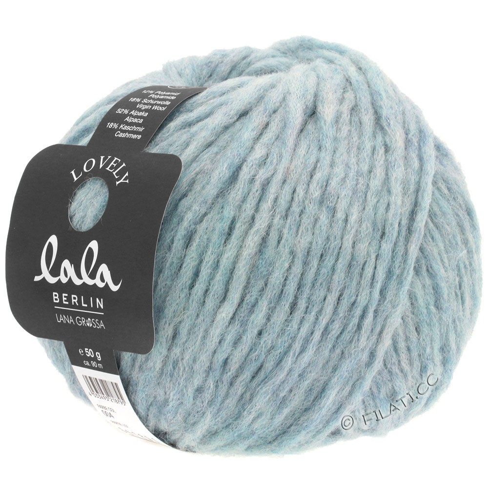 Lana Grossa LOVELY (lala BERLIN) | 04-джинс меланжевый