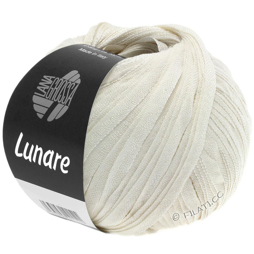 Lana Grossa LUNARE | 01-чисто-белый