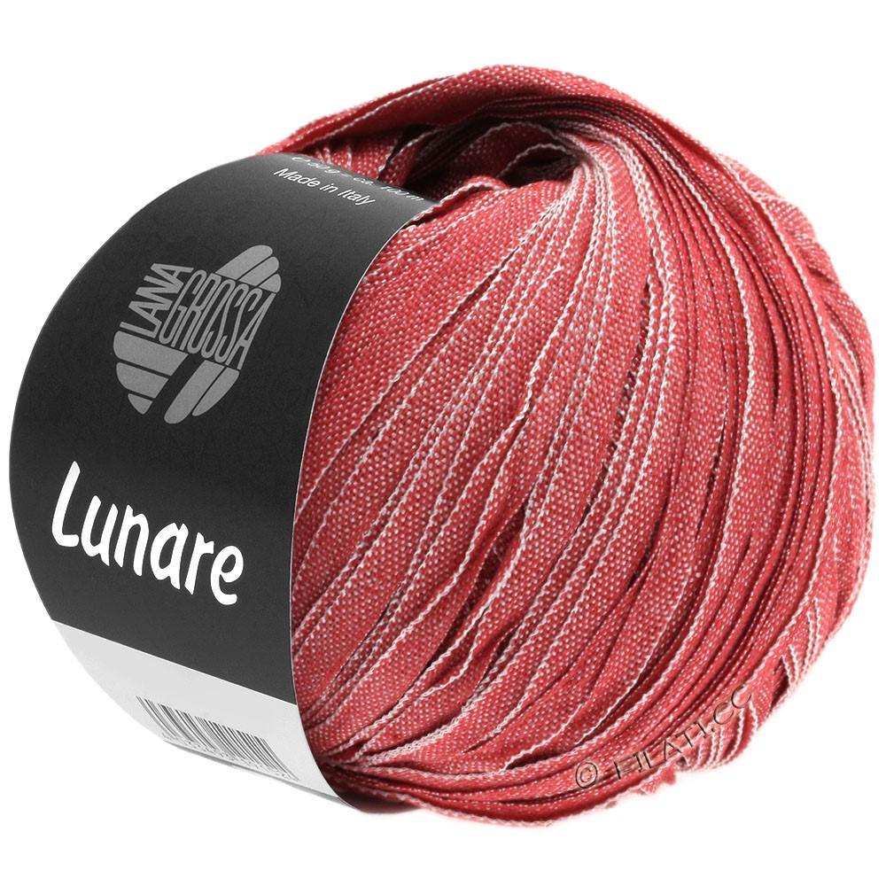 Lana Grossa LUNARE | 21-красный