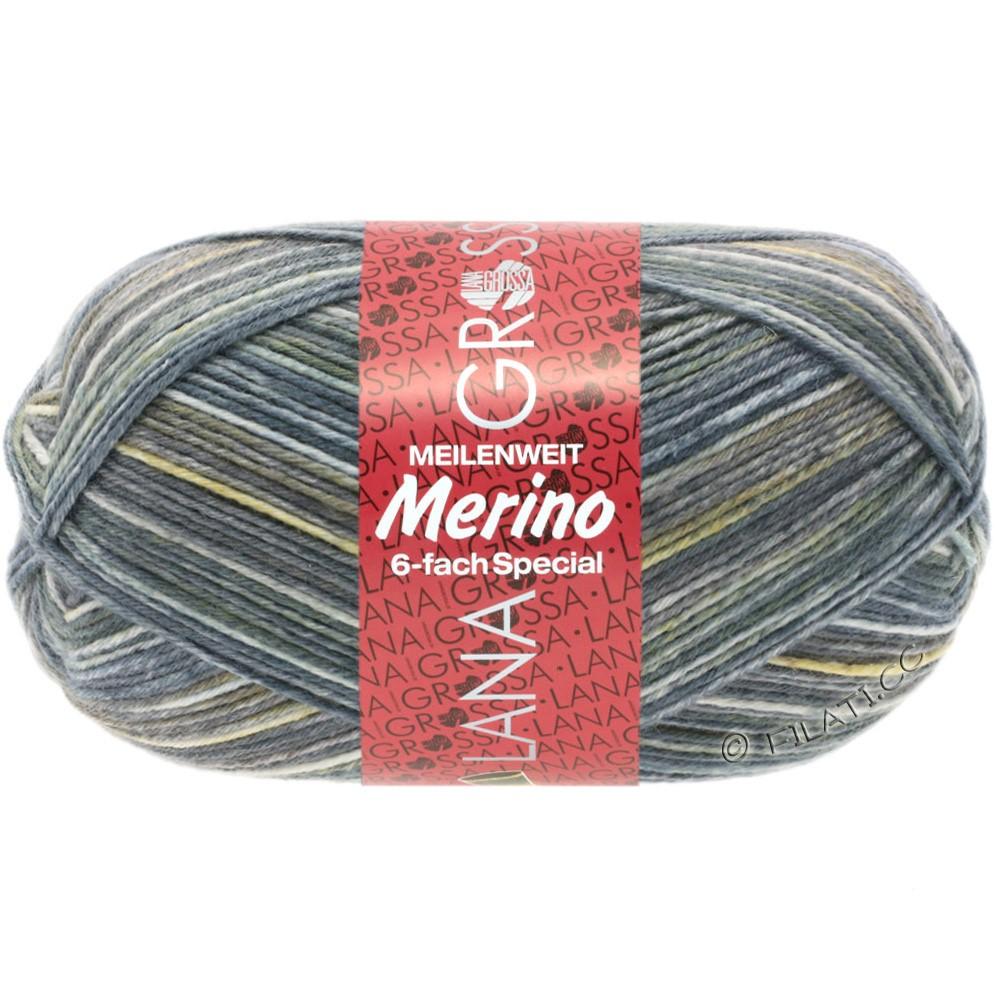 Lana Grossa MEILENWEIT 6-FACH 150g Merino | 505-