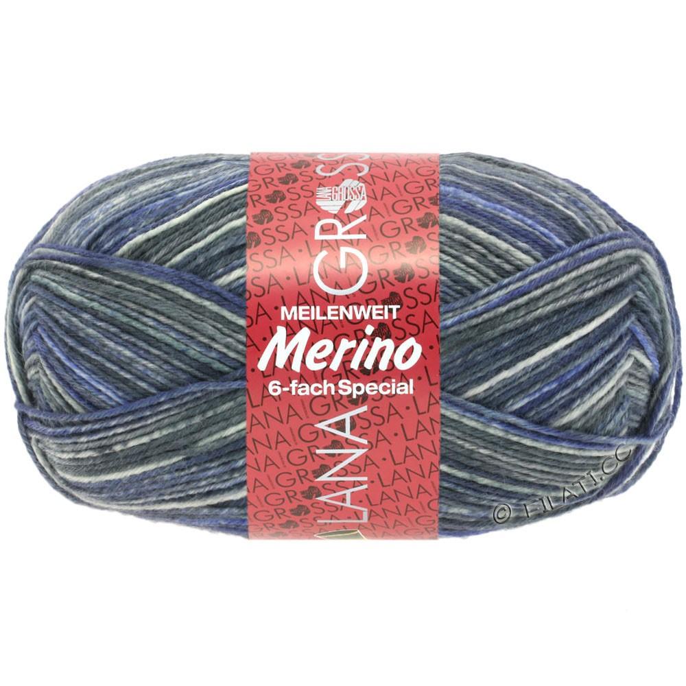Lana Grossa MEILENWEIT 6-FACH 150g Merino | 506-