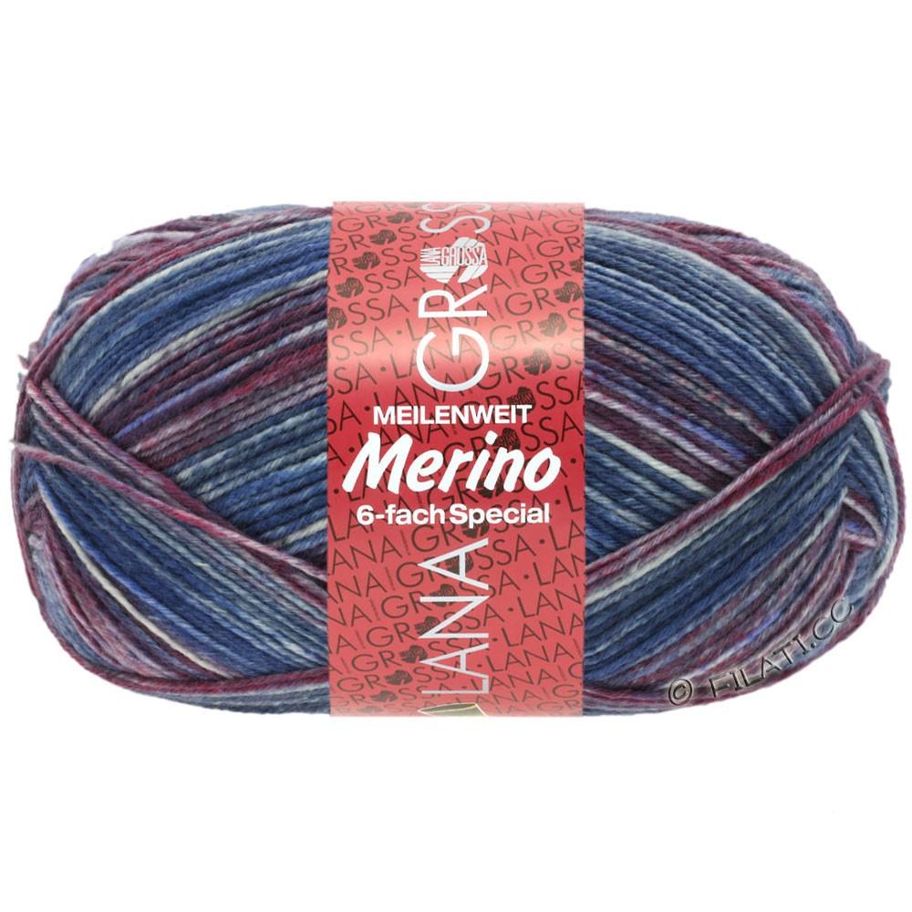 Lana Grossa MEILENWEIT 6-FACH 150g Merino | 508-