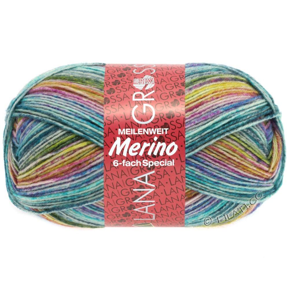 Lana Grossa MEILENWEIT 6-FACH 150g Merino | 516-