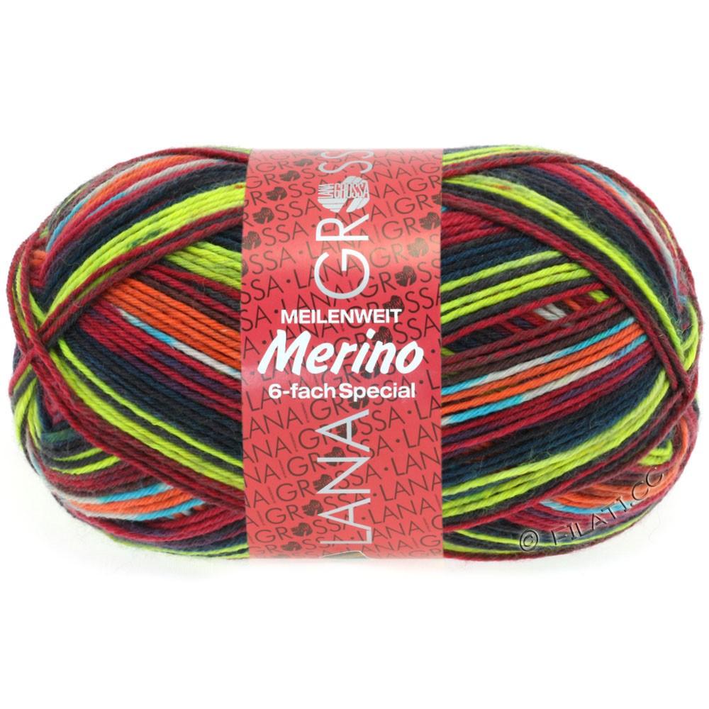 Lana Grossa MEILENWEIT 6-FACH 150g Merino | 9105-