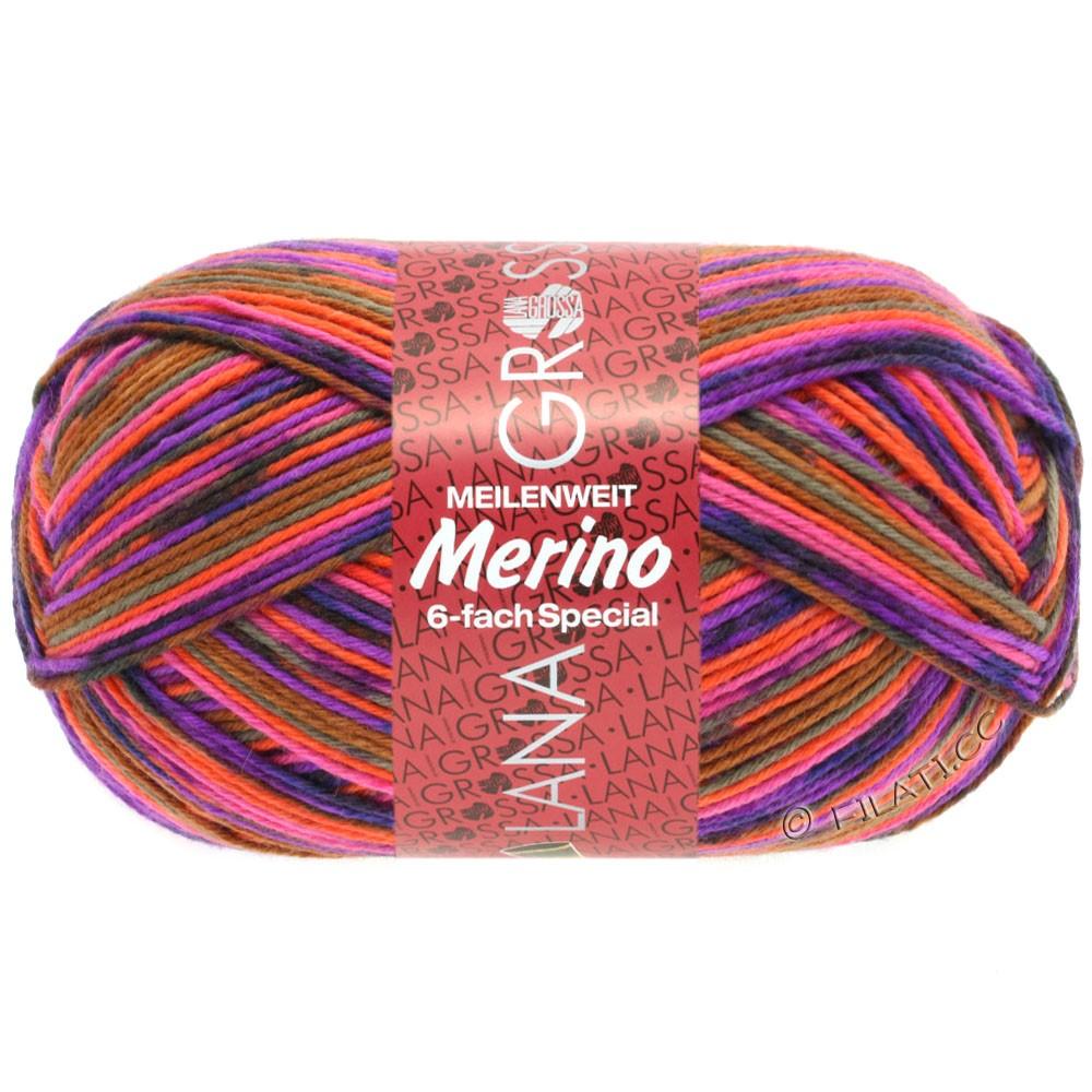 Lana Grossa MEILENWEIT 6-FACH 150g Merino | 9184-