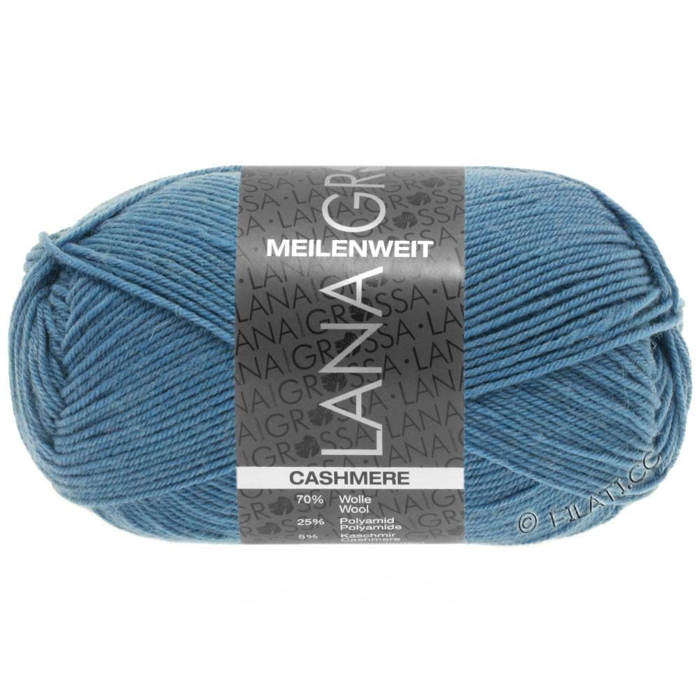 Lana Grossa MEILENWEIT 50g Cashmere | 18 -светло синий