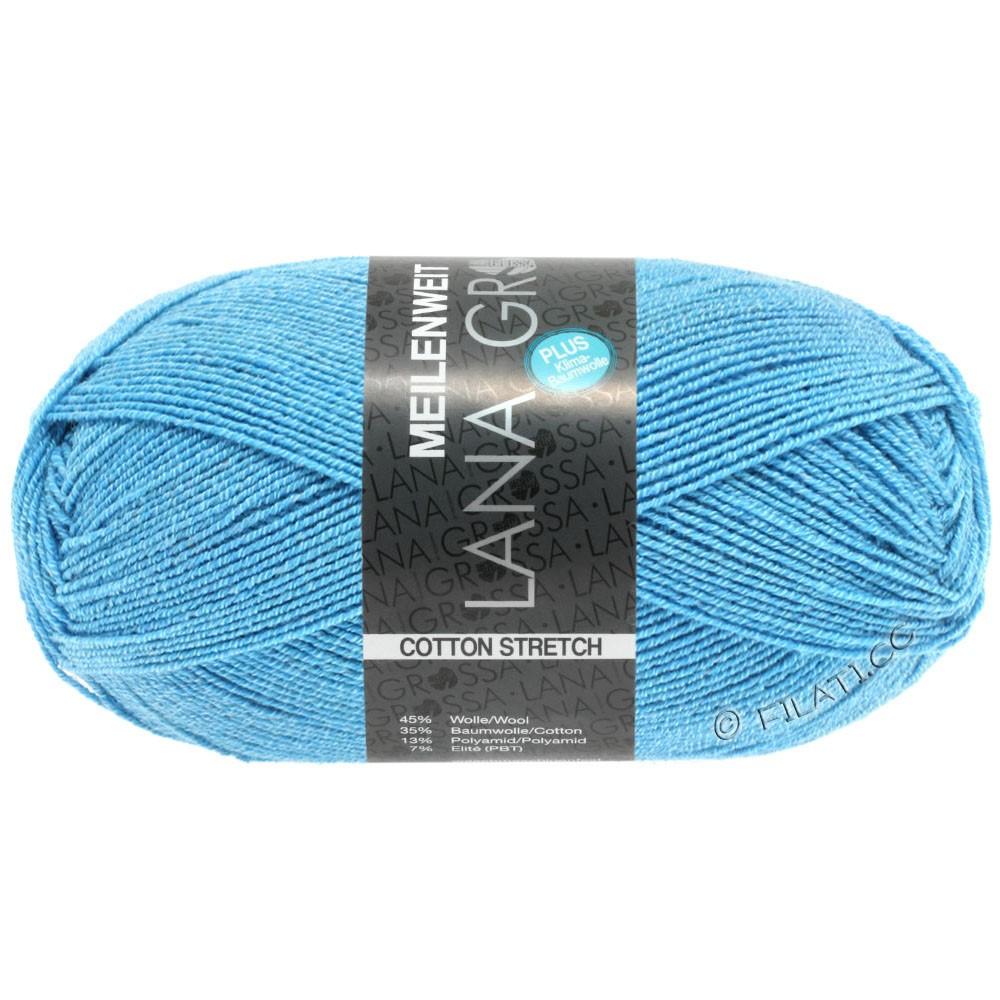 Lana Grossa MEILENWEIT 100г Cotton Stretch | 8045-синий