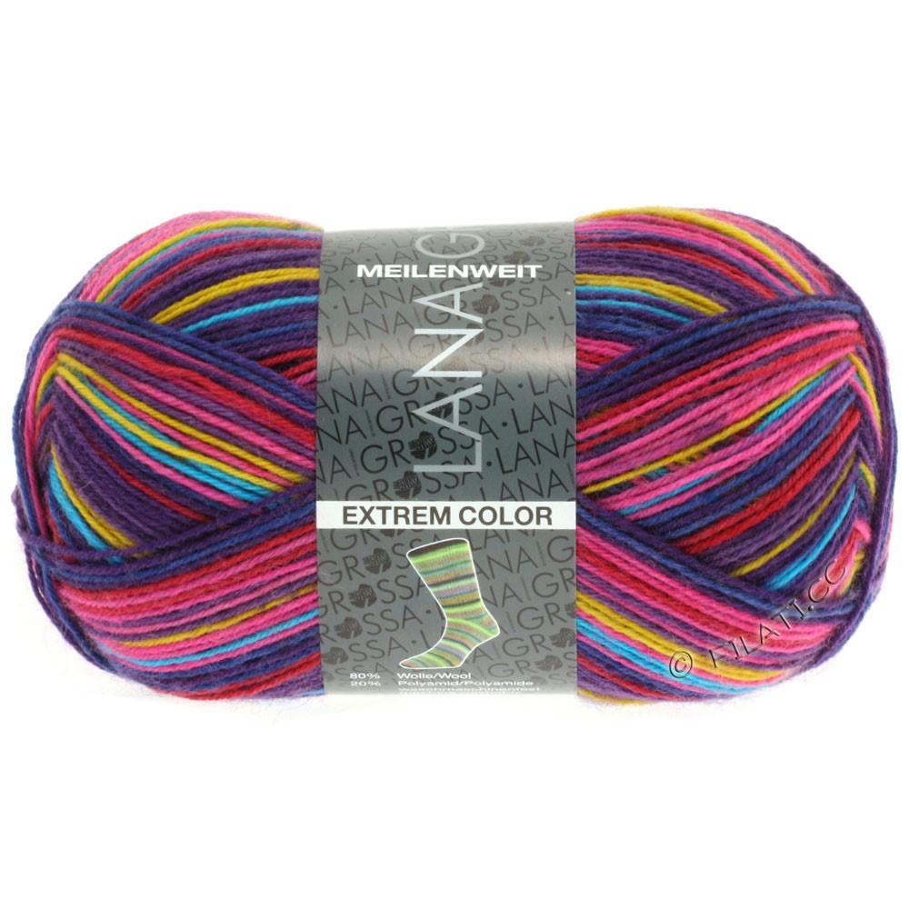 Lana Grossa MEILENWEIT 100g Extrem Color | 4601-