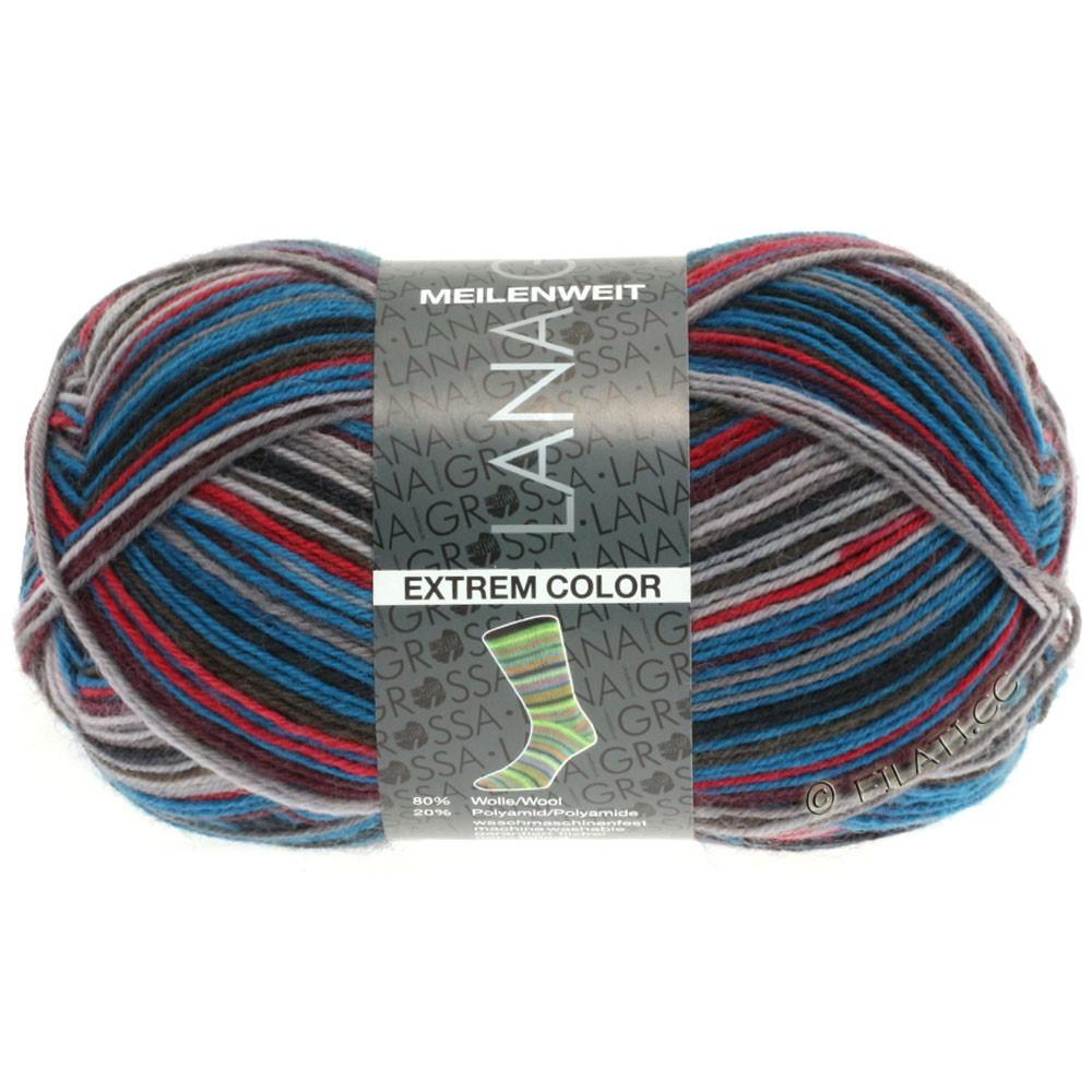 Lana Grossa MEILENWEIT 100g Extrem Color | 4604-