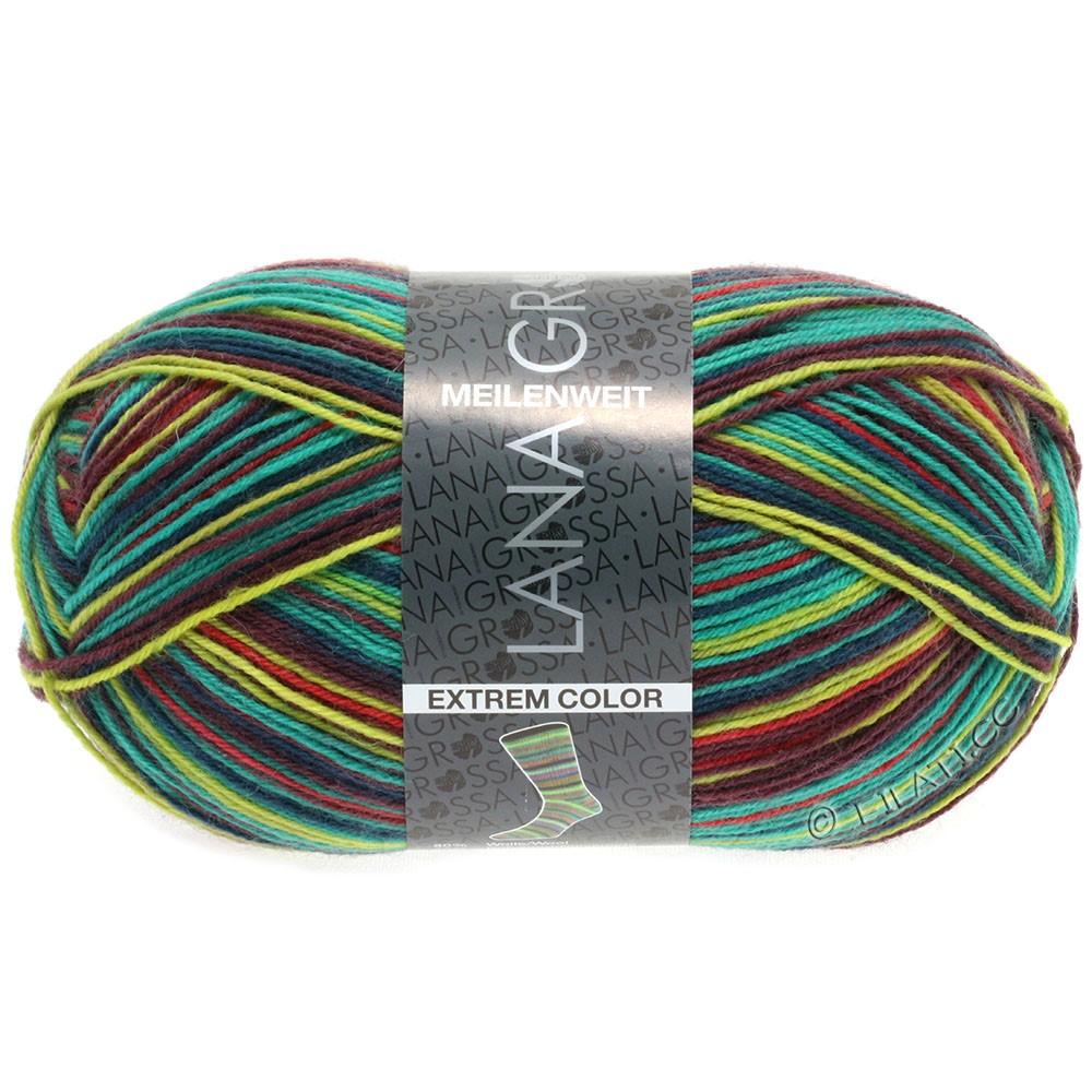 Lana Grossa MEILENWEIT 100g Extrem Color | 4609-