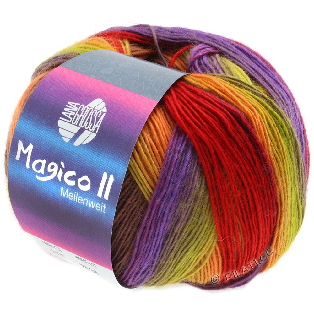 Lana Grossa MEILENWEIT 100г Magico II | 3528-