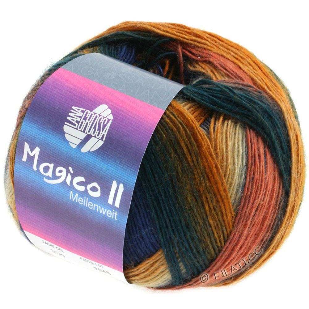 Lana Grossa MEILENWEIT 100г Magico II | 3529-