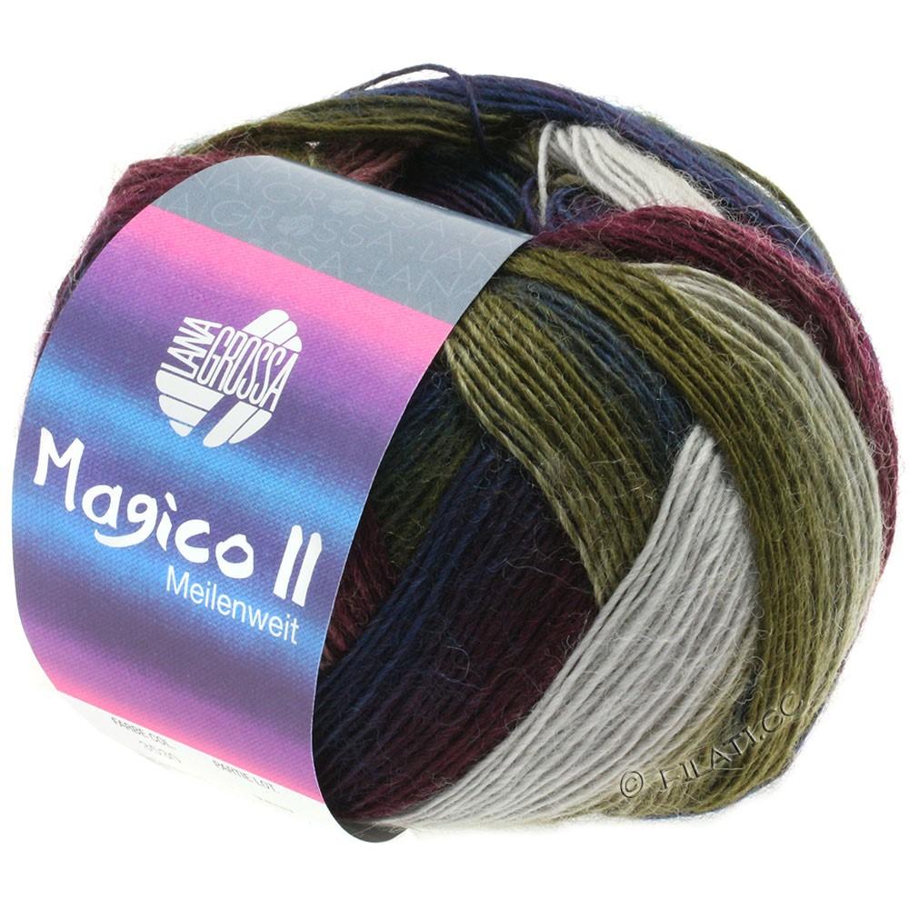 Lana Grossa MEILENWEIT 100г Magico II | 3530-