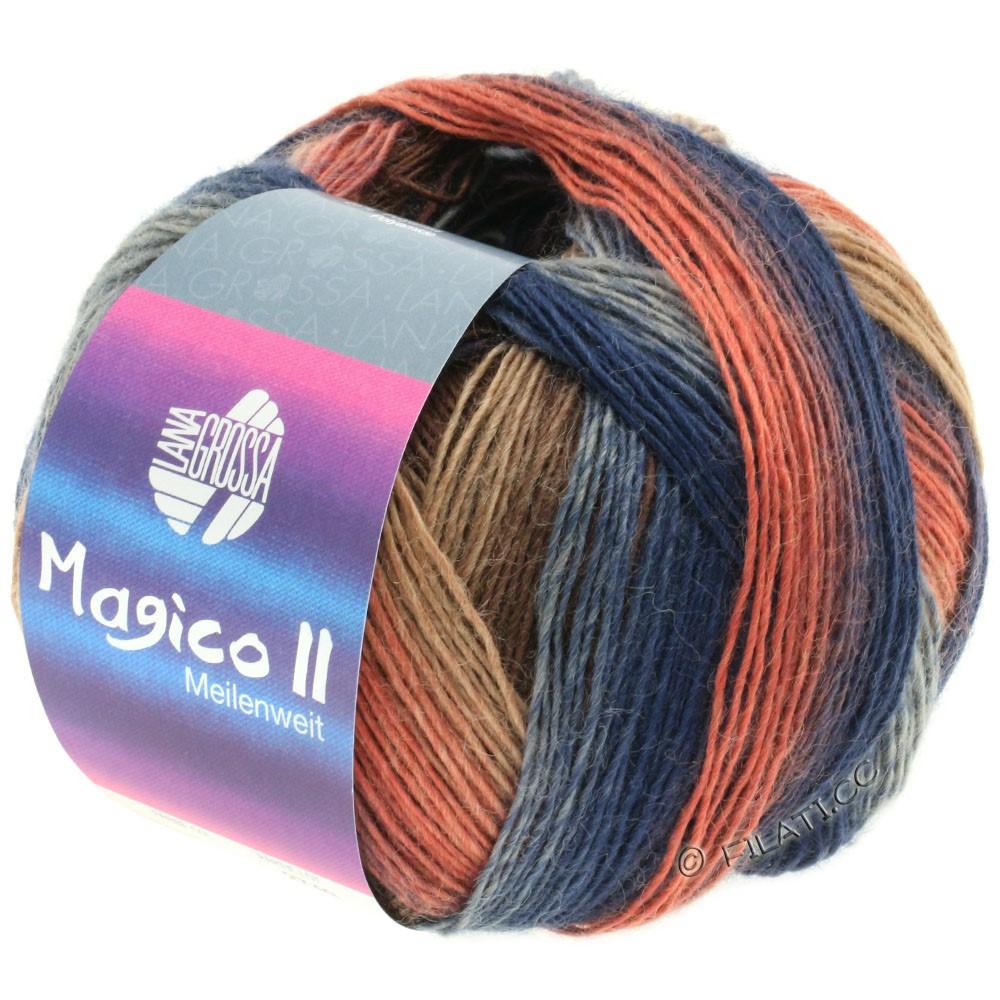 Lana Grossa MEILENWEIT 100г Magico II | 3533-