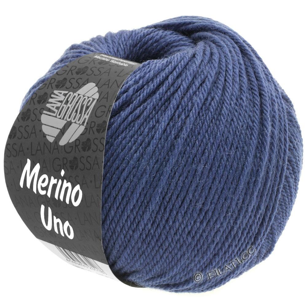 Lana Grossa MERINO UNO | 05-синий