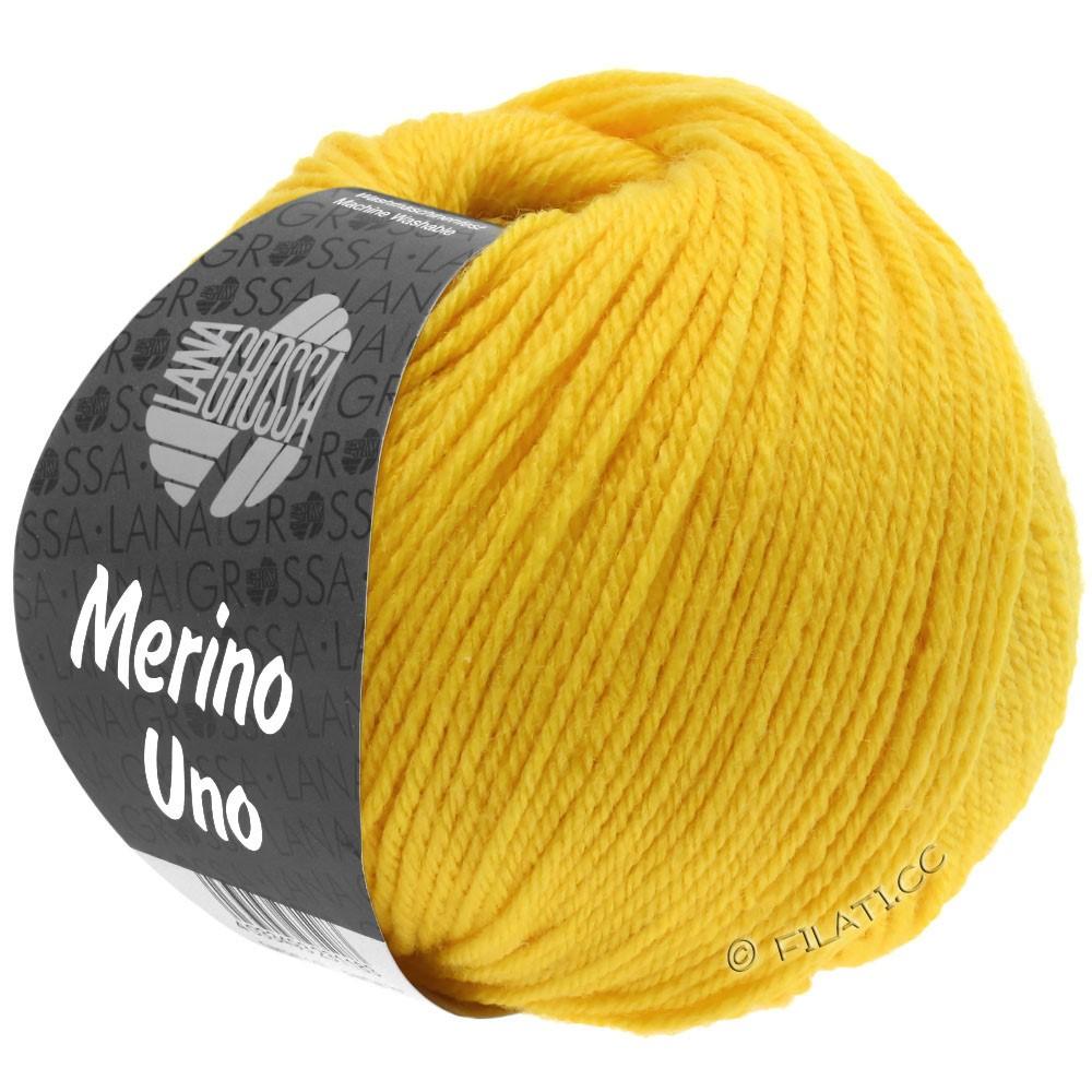 Lana Grossa MERINO UNO | 14-жёлтый