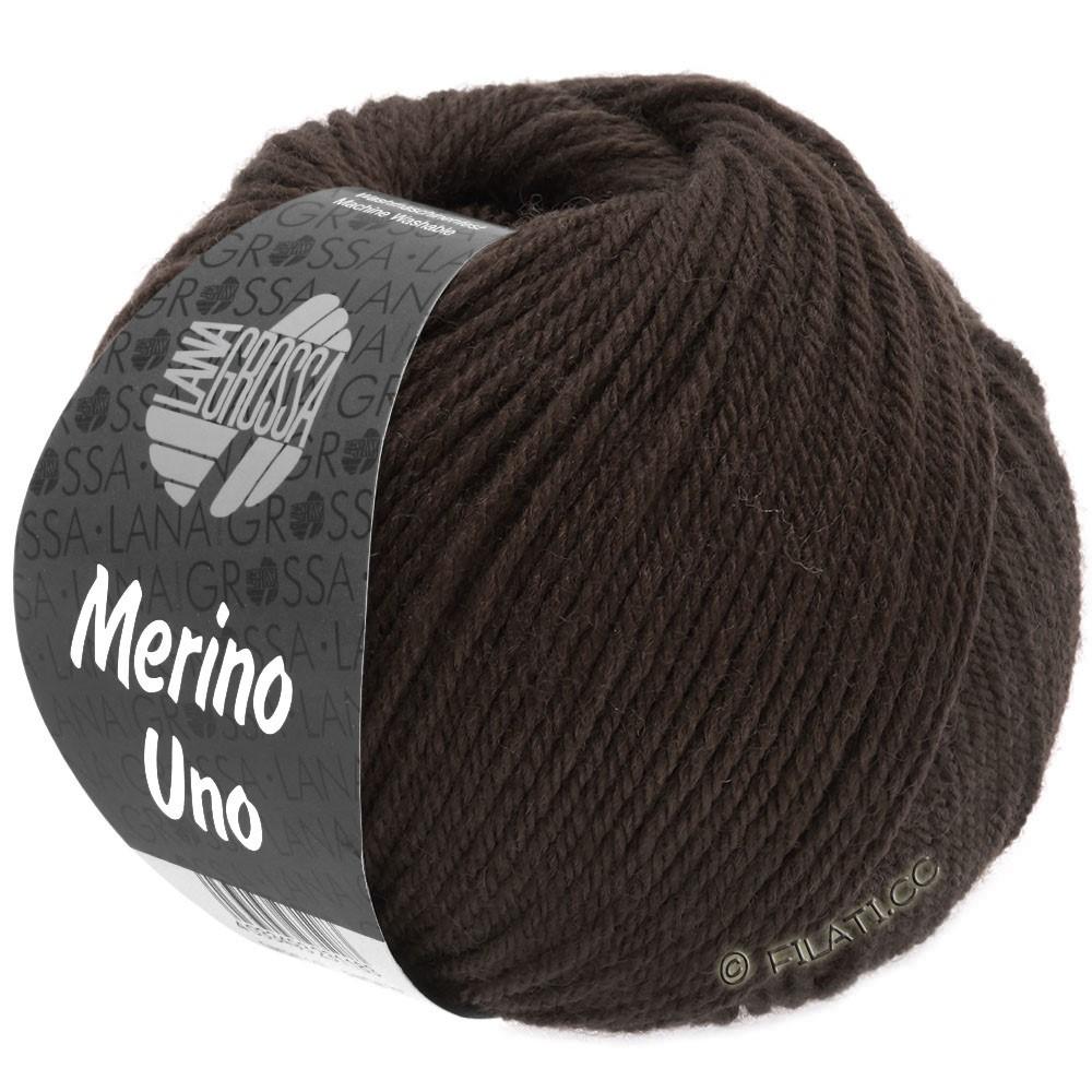 Lana Grossa MERINO UNO | 18-кофе мокко