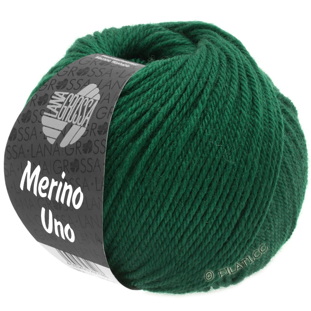 Lana Grossa MERINO UNO | 22-бутылочный цвет